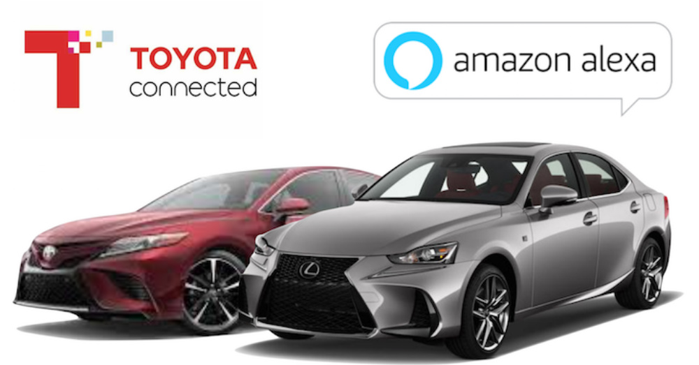 Toyota Entering the Cloud Based Services