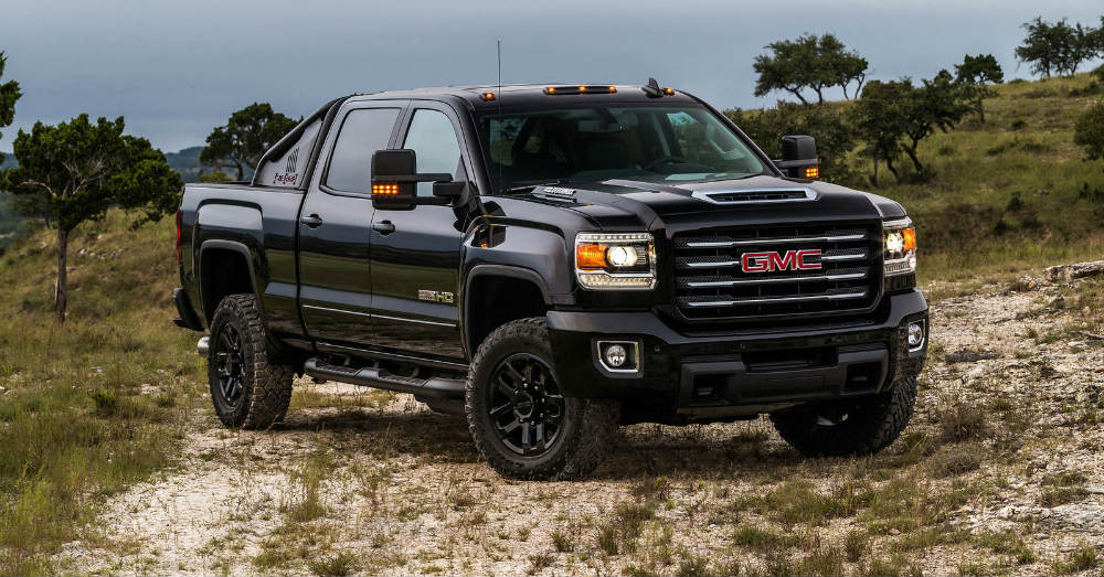GMC Pickup Truck