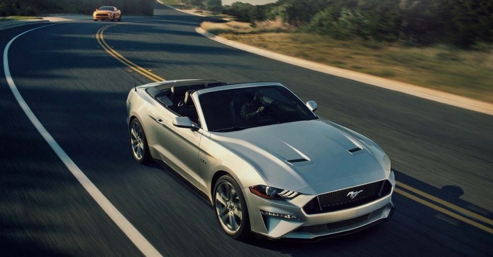 The Ford Mustang Must Study Voodoo