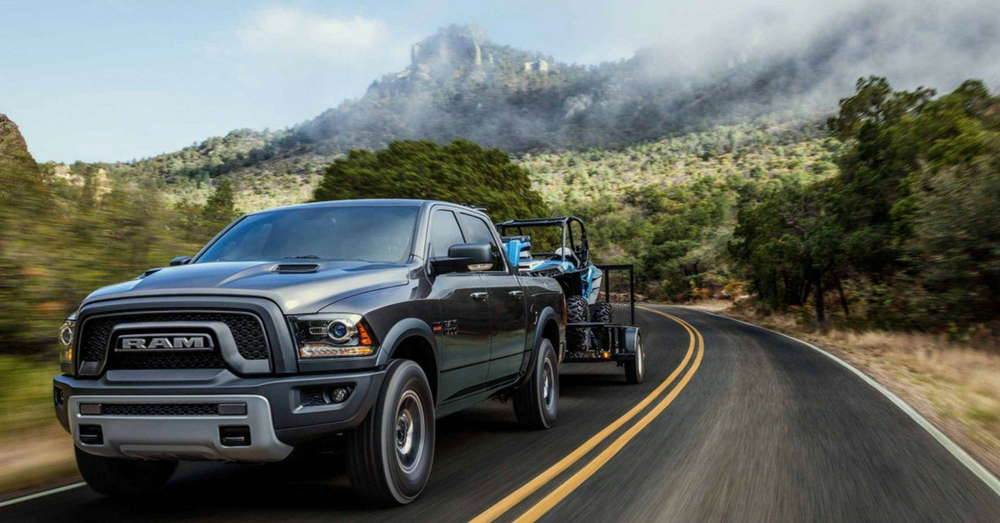 The Toughness of the New Ram 1500