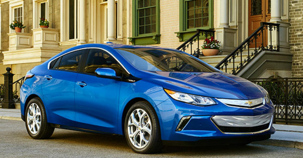 More Juice for the 2019 Chevrolet Volt