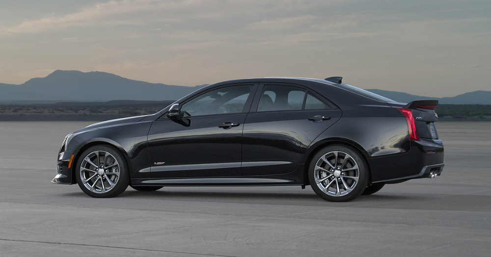 2018 Cadillac ATS Theres Something Different