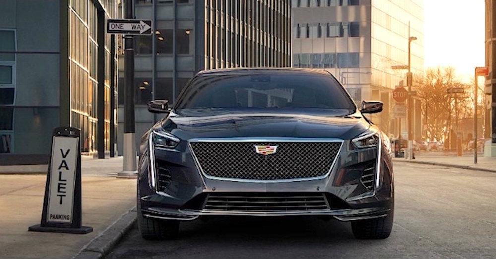 Getting Inside the Cadillac XTS V-Sport