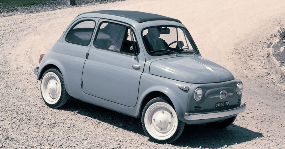 Fiat - Take a Look Back in History for a Trip Down Memory Lane