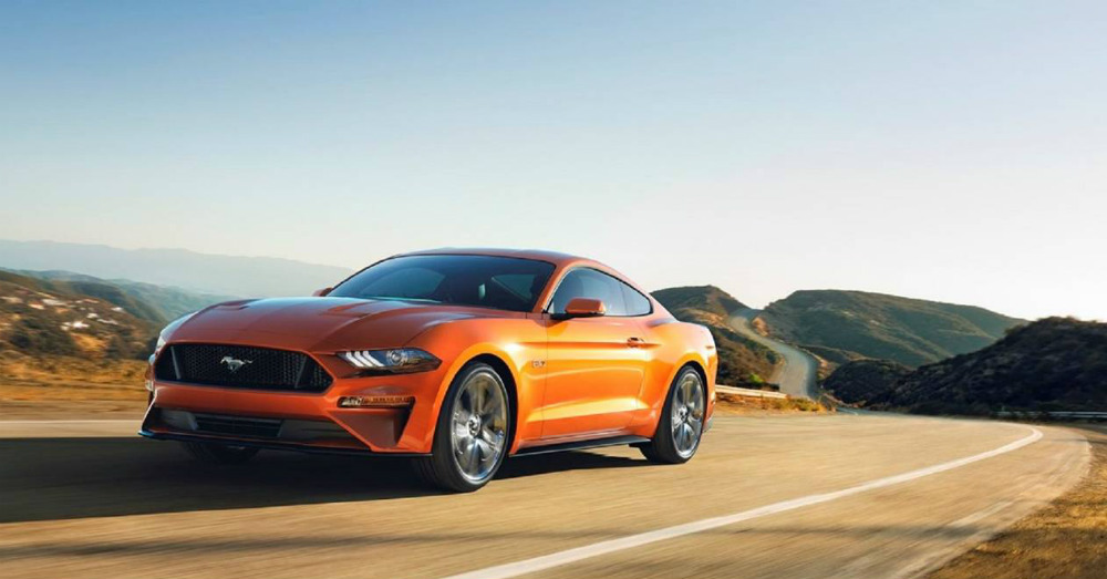 Stop Being Bored When You Drive Ford Mustang