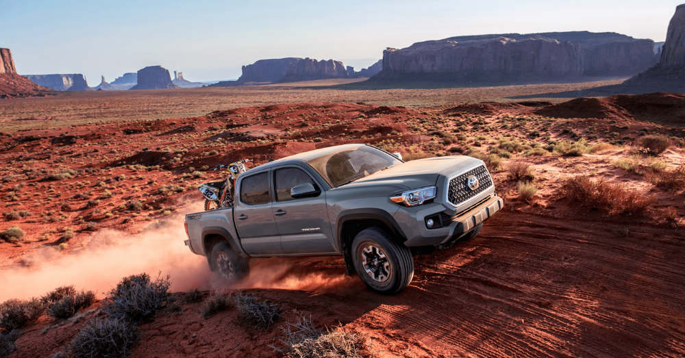 Truck Pleasure: Check Out What the Toyota Tacoma can Offer You