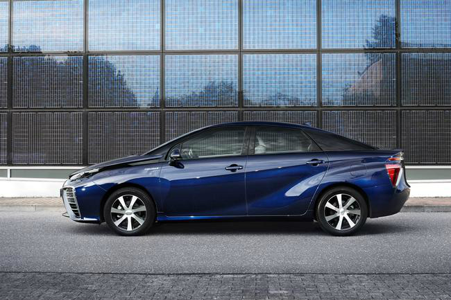 Mirai is the Majority When it Comes to Hydrogen Fuel Cells