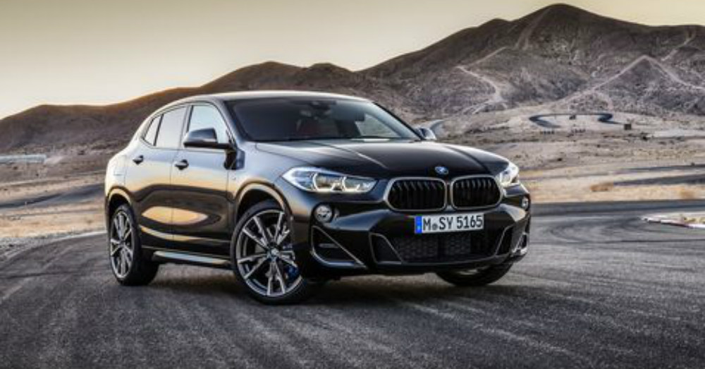 The Sporty and Small Package of the BMW X2