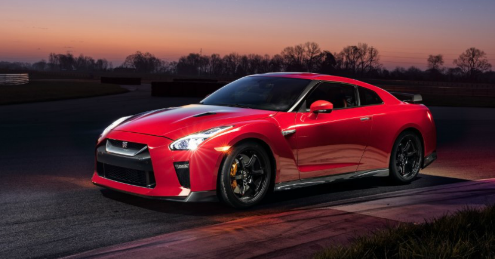 2019 Nissan GT-R The Right Supercar