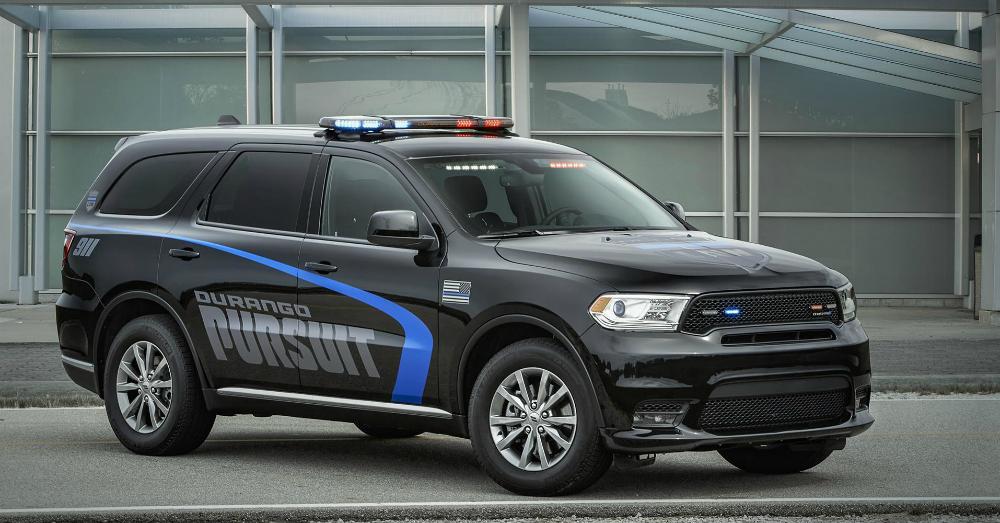 A Dodge Police Vehicle Youd Love to Drive