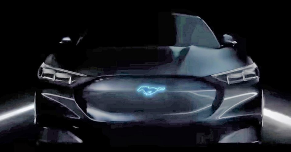 Ford has an Idea for a Hybrid Mustang