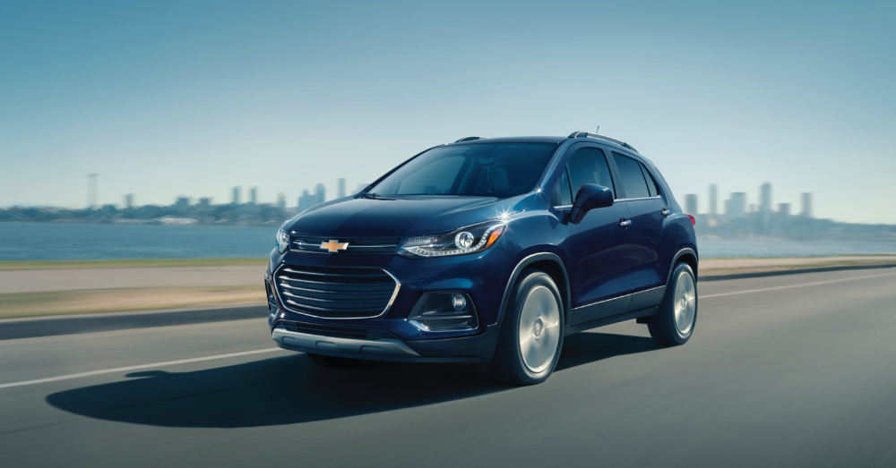 Youll Admire the Drive of the Chevrolet Trax