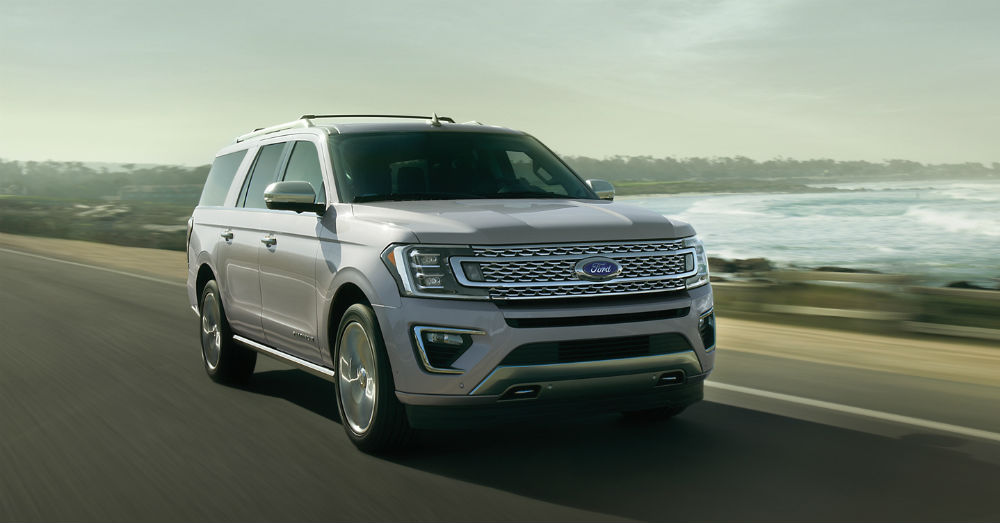 SUV - Advanced Full-Size Driving in the Ford Expedition