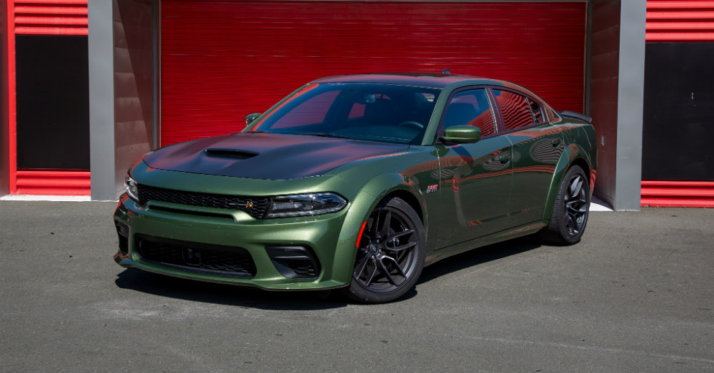 2020 Dodge Gives You a Family Sedan with More