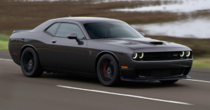 Muscle Up with the Dodge Challenger