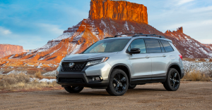 There's a Lot for You in the Honda Passport