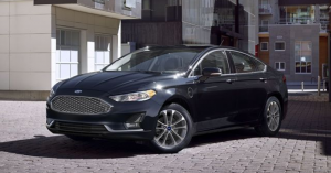 Find What You Want in the Ford Fusion