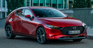 You'll Fall in Love with the Mazda3 when You Want a Compact Car