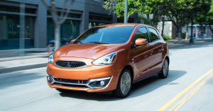 2019 Mitsubishi Mirage: Affordable Reliability for You