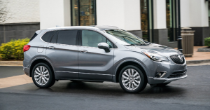 Refreshing the 2019 Buick Envision for the Drive