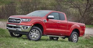 Radar Improves Your Towing in the New Ford Ranger