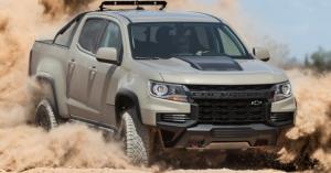 The Bold and Brash Chevrolet Colorado