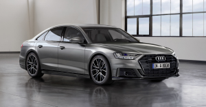 Sophistication from Audi in the A8 Luxury Sedan