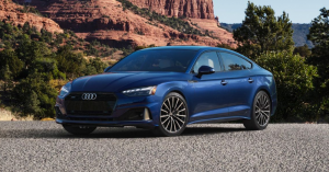 Style Matters and the Audi A5 has the Right Style