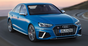 The Amazing Quality of the Audi A4 is Waiting for You
