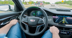 The Cadillac Super Cruise Update for Your CT6