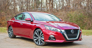 The Savvy Feeling of the Nissan Altima is Calling You