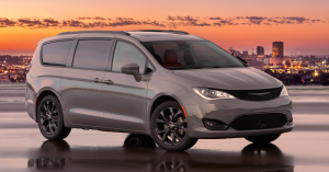 2021 Chrysler Pacifica: The Big Fish in a Small Pond
