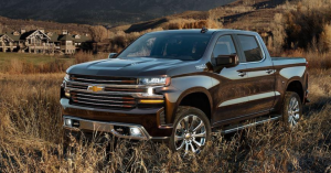 Find Pure Luxury in the Chevrolet Silverado 1500 High Country