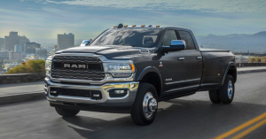 Ram HD - The Truck that Takes Away Your Worries
