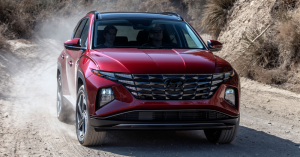 The New Hyundai Tucson is Bigger in Every Way