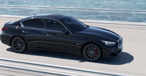 Experience the Pure Driving Pleasure of the INFINITI Q50