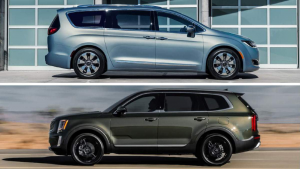 SUV vs. Minivan, Which is the Right One for Your Family