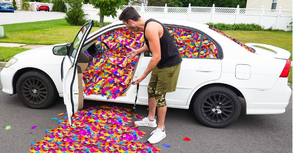 These Car Pranks are less Funny and More Vandalism