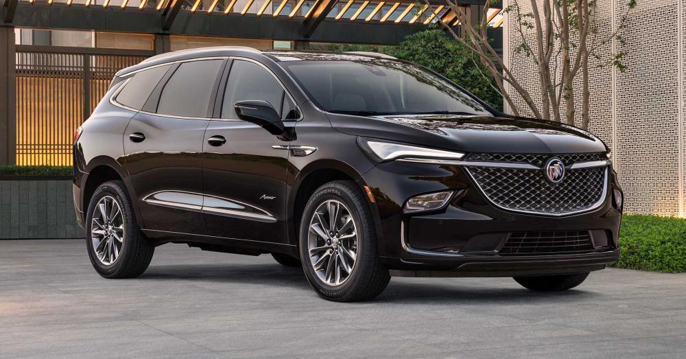 2022 Buick Enclave Vs. 2021 Predecessor?