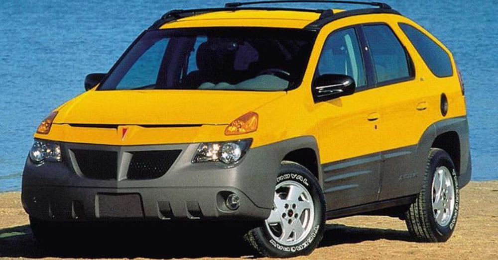 Lemon Series: The Worst of the Worst, The Pontiac Aztek