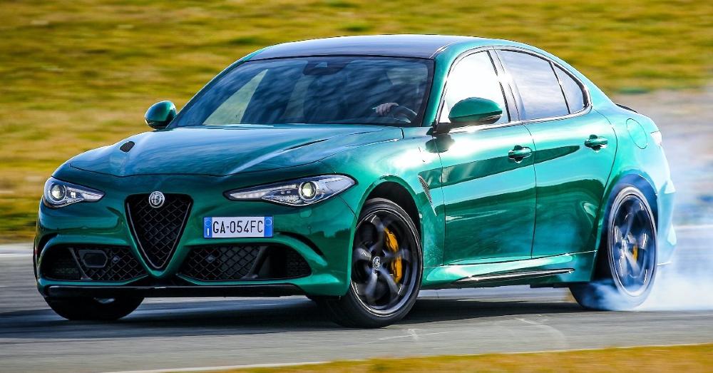 2022 Alfa Romeo Giulia: Shaking Up the Class