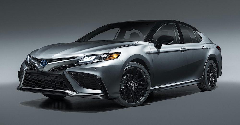 Toyota Camry Nightshade