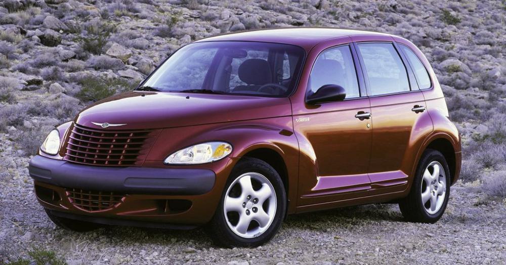 Lemon Series: The Chrysler PT Cruiser