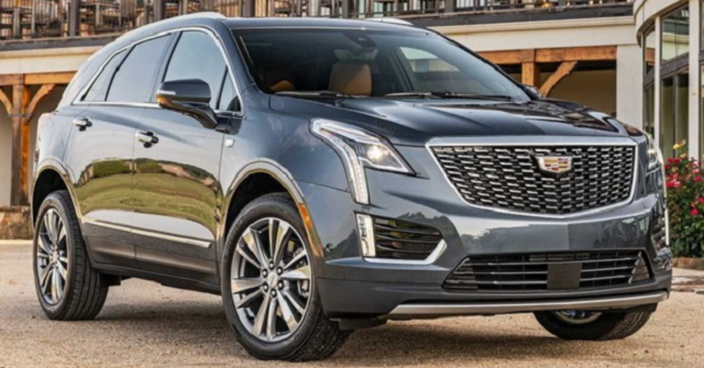 2022 Cadillac XT5: An Excellent Luxury Option