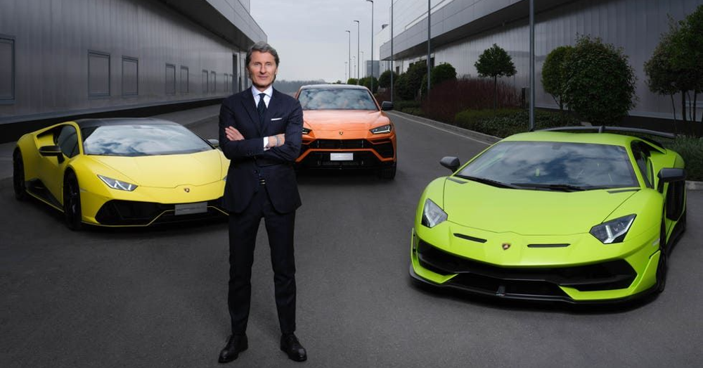 Lamborghini Might Be Going Completely Hybrid and Electric by 2025